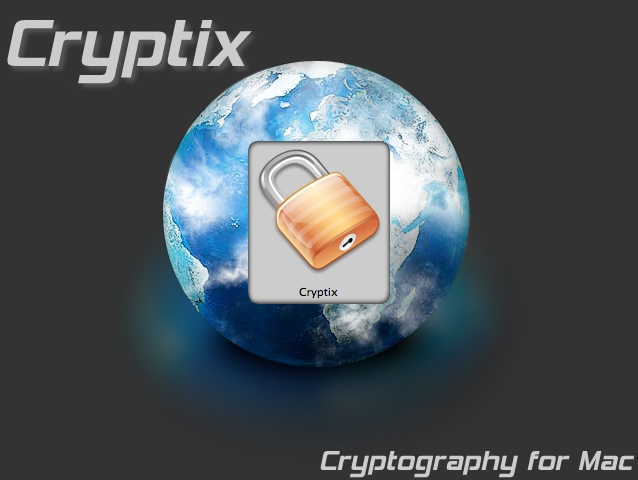 Cryptix screenshot