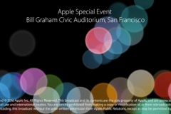Apple Events (090716)