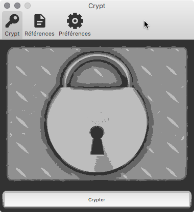 Crypter une vidéo