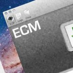 ECM allows you to reduce the size of a typical CD image file.